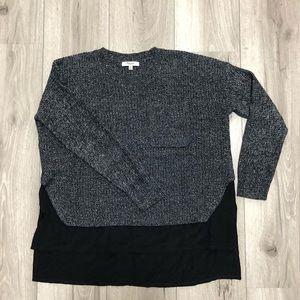 MADEWELL - Two Tone Sweater